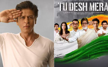 Shah Rukh Khan Shoots For Tu Desh Mera, A Musical Tribute To Martyrs Of  Pulwama Attack; Joins Amitabh Bachchan, Ranbir Kapoor, Aishwarya Rai Bachchan