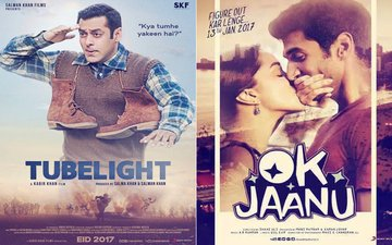 Half-Yearly Report Card: Tubelight To Ok Jaanu - Here Are 10 Biggest Bollywood Flops Of 2017