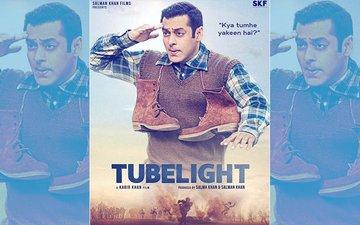 Will Salman Khan's Tubelight Beat His Sultan and Bajrangi Bhaijaan At The Box-Office?
