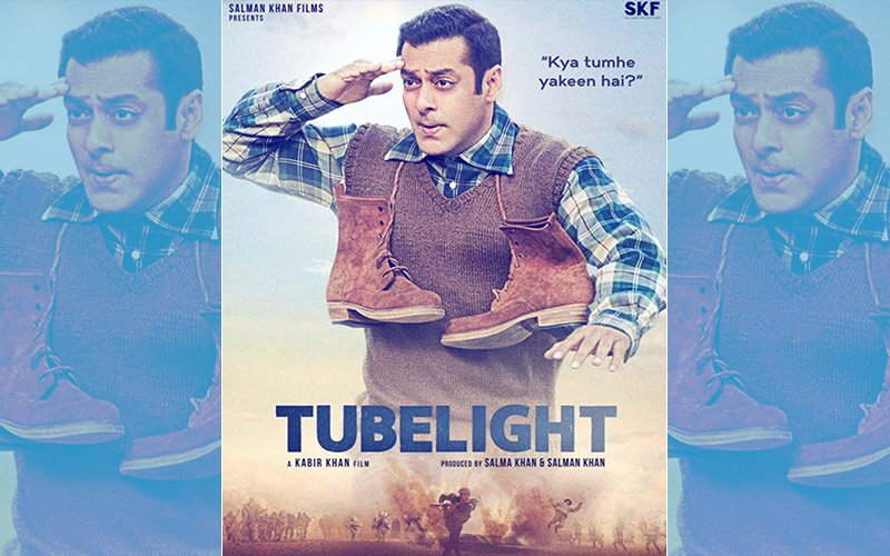 Will Salman Khan's Tubelight Beat His Sultan and Bajrangi Bhaijaan At The Box-Office?