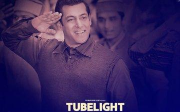 SHOCKING! Salman Khan's Tubelight SLIPS On EID, Earns Rs 19.09 Cr At The Box-Office