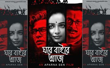 Tuhina Das To Share Screen Space With Jisshu Sengupta And Anirban Bhattacharya In 'Ghawre Bairey Aaj'