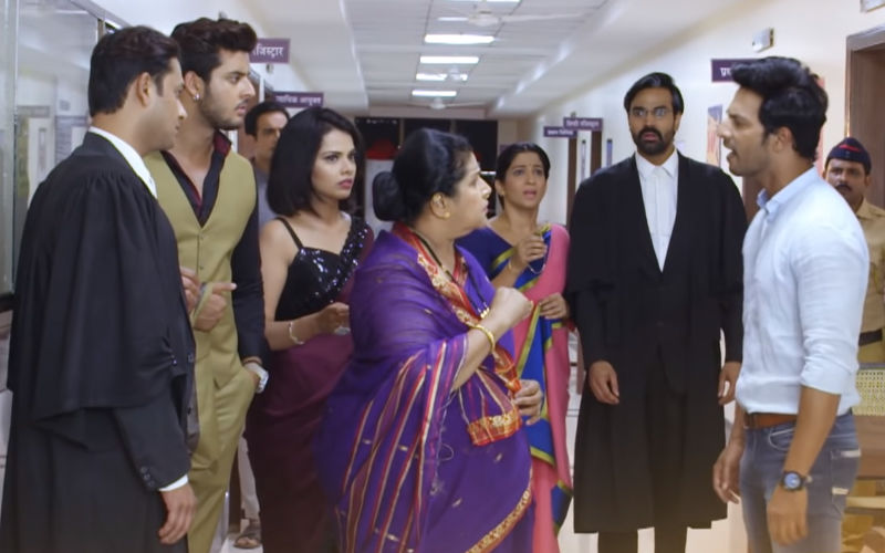 Tujhse Hai Raabta April 29, 2019, Written Updates of Full Episode: Judge Asks Malhar and Sampada to Stay Together for Moksh Custody, Kalyani Objects