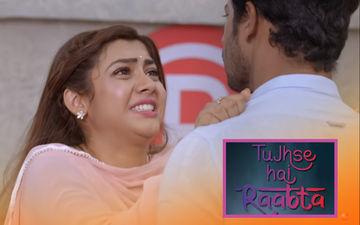 Tujhse Hai Raabta April 30, 2019, Written Updates of Full Episode: Aao Saheb locks Kalyani to Help Sampada to Get Moksh's Custody