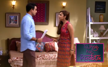 Tujhse Hai Raabta May 14, 2019, Written Updates of Full Episode: Malhar Asks Kalyani About Her Decision to Marry Atharv