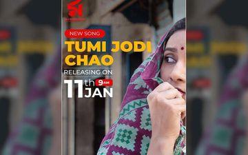 Dharmajuddha New Song 'Tumi Jodi Chao' Releasing On This Date, Subhashree Ganguly Shares On Twitter