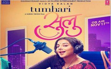 Tumhari Sulu Box-Office Collections, Day 1: Vidya Balan's Sensuous RJ Drama Collects Rs 2.5 Crore