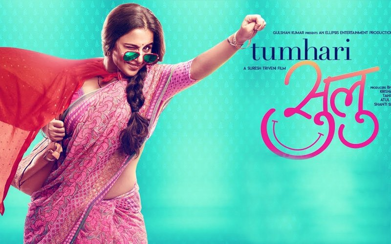 Box-Office Collection, Day 2: Vidya Balan's Tumhari Sulu Registers SUPERB Growth, Makes Rs 4.61 Crore