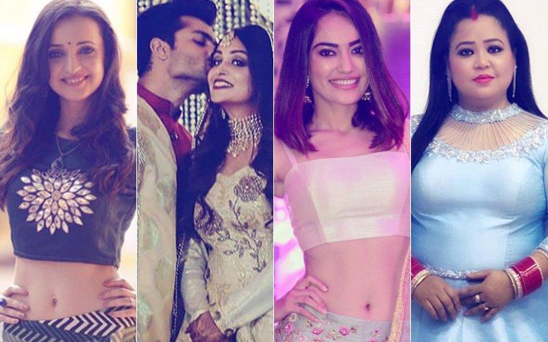 DIPIKA-SHOAIB WEDDING RECEPTION: Sanaya, Surbhi, Bharti ATTEND The Bash Thrown By The Newlyweds