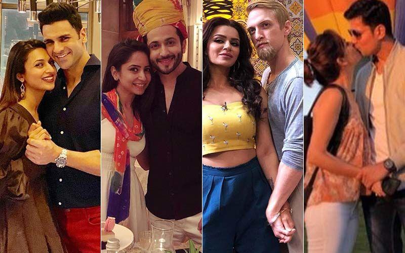 TV Couples Vinny Arora-Dheeraj Dhoopar, Divyanka Tripathi-Vivek Dahiya, Aashka Goradia- Brent Goble, Ekta Kaul-Sumeet Vyas Enjoy A Romantic Holiday