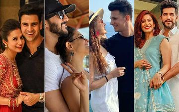 Valentine's Day 2020: Divyanka-Vivek, Anita-Rohit, Prince-Yuvika, Kishwer-Suyyash- TV's Cutest Couples Who Are Pure Goals