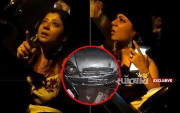 पार्किंग में खड़ी गाड़ियों को मारी टक्कर और पुलिस के साथ की मारपीट, एक रात में इस एक्ट्रेस ने किया इतना सारा ड्रामा