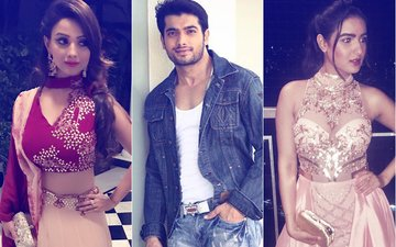 From Adaa Khan To Ssharad Malhotra To Jasmin Bhasin, Here's What TV Stars Are Wearing To Play Dandiya