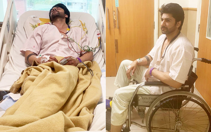 "TV Actor Aansh Arora Brutally Beaten Up By Ghaziabad Police; Says, ""Officers Mislead My Parents When They Came Looking For Us"""