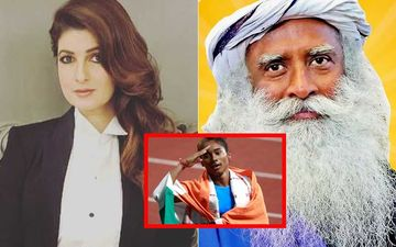 Netizens Call Twinkle Khanna Names, Mercilessly Troll Her For Mocking Sadhguru's 'Golden Shower' Tweet For Hima Das
