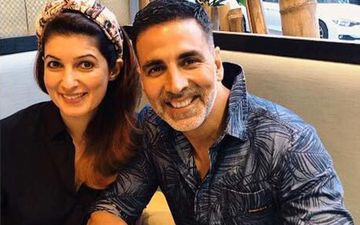 Akshay Kumar's Wife Twinkle Khanna Is Suspicious That Her Dog Is Secretly Vegan