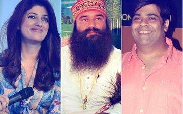 Twinkle Khanna & Kiku Sharda Join Hands To Take A Dig At Gurmeet Ram Rahim Singh