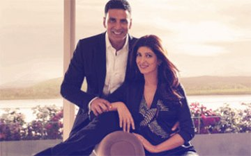 Here's The 'WILD GAME' That Twinkle Khanna & Akshay Kumar Play In Their BEDROOM...