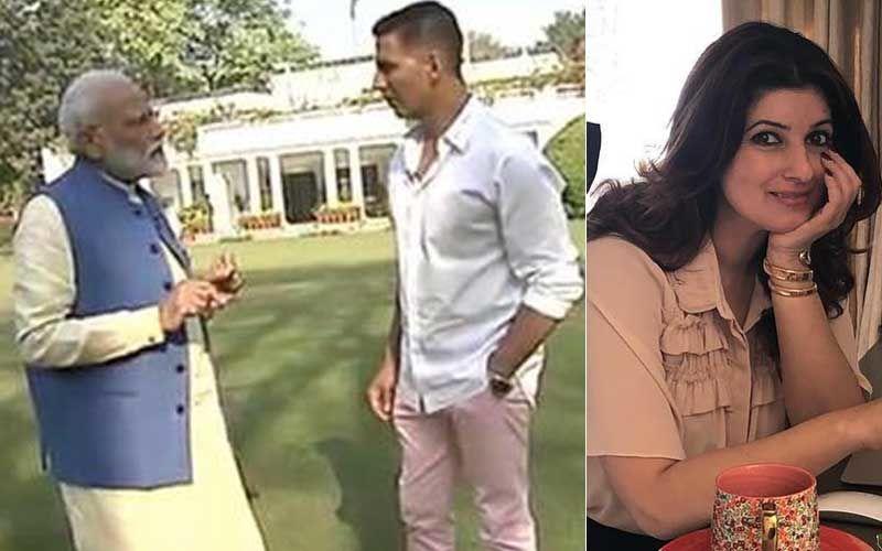 "PM Modi To Akshay Kumar, ""Twinkle Ji Pura Gussa Mujh Pe Nikalti Hain""; Actress Reacts"