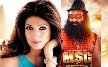Twinkle Wants To See Msg: The Messenger 1st Day, 1st Show