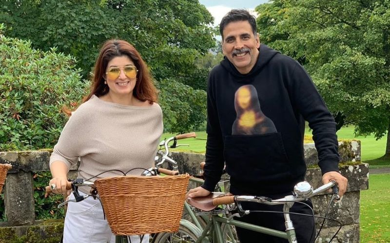 Twinkle Khanna Birthday: Akshay Kumar Has A Quirky Wish For His Darling Tina, 'Here's To Another Year Of Questionable Life Decisions'