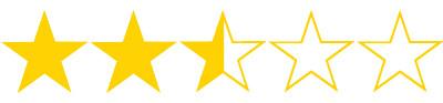 twoandhalf Stars