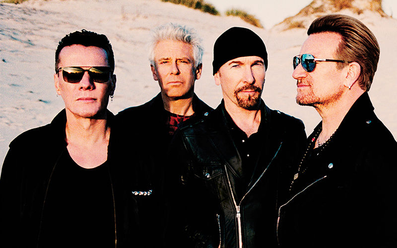 Iconic Band U2 To Perform In India For The First Time In December