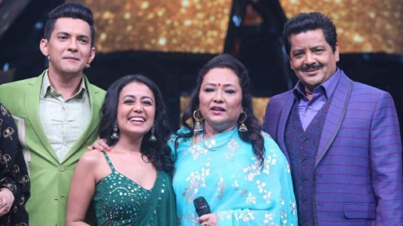 Indian Idol 11 Udit Narayan Shells Out Truth Neha Kakkar Aditya Narayan S Wedding Is A Trp Gimmick