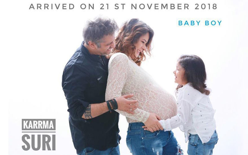 Udita Goswami-Mohit Suri Reveal The Name Of Their Newborn