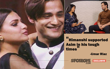 Bigg Boss 13: Umar Riaz On His Brother Asim Riaz's Special Connection With Himanshi Khurana: He Fell For Her Eyes- EXCLUSIVE