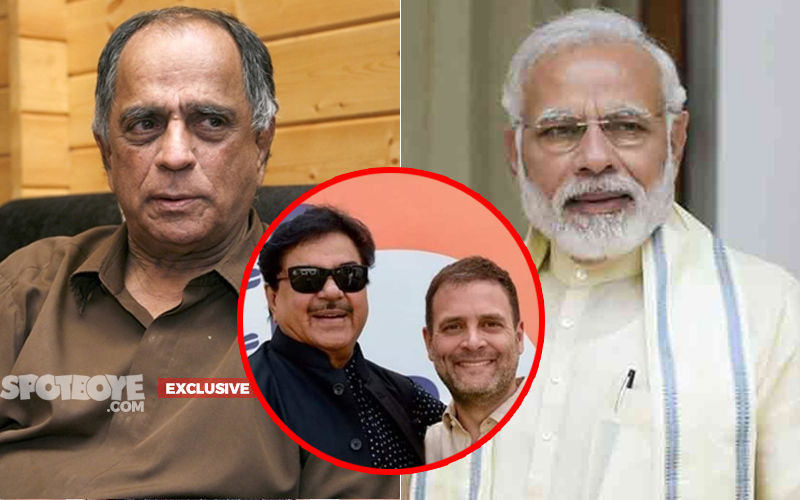 Unceremoniously Dropped From Censor Board, Pahlaj Nihalani Still Comes Up With A Song For PM Narendra Modi!