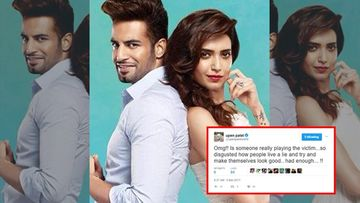 When Upen Patel Shamed And Accused Ex-GF Karishma Tanna Of USING Him- TB To Their Controversial Breakup