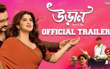 Uraan Starring Srabanti Chatterjee, Shaheb Bhattacharjee Locks Its Releasing Date