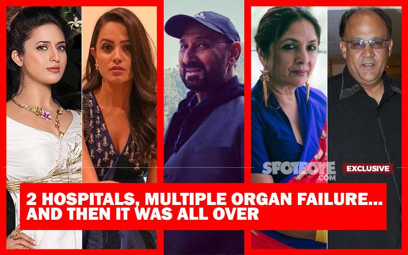 "Uri Actor Navtej Hundal's Nephew: ""Avantika's Friends Divyanka Tripathi And Anita Hassanandani Visited Us. But His Friends Neena Gupta And Alok Nath Haven't"""