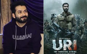 National Film Awards 2019: Uri: The Surgical Strike Director Aditya Dhar 'Thanks India' On Receiving The Prestigious Award