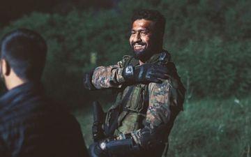 India's Surgical Strike 2: फिल्म उरी एक्टर विक्की कौशल ने ऐसे किया IAF को सलाम