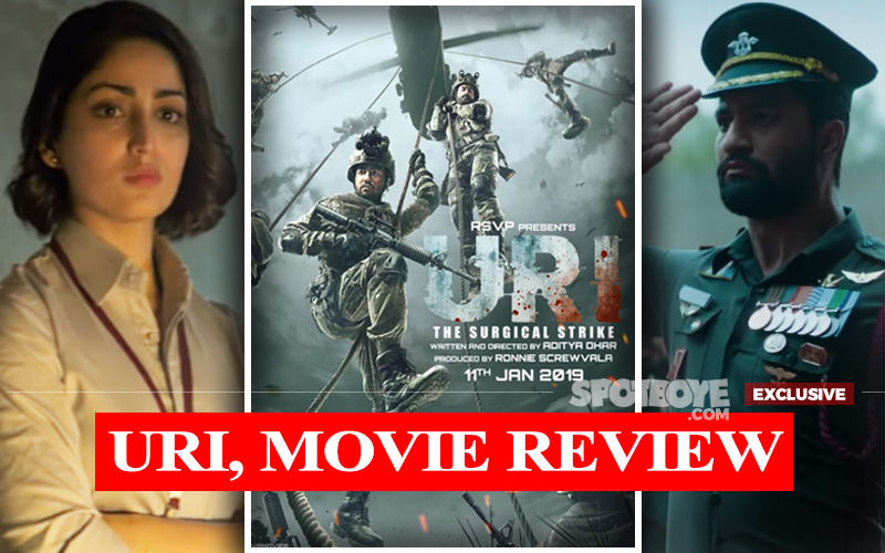 Uri, Movie Review: This 'Don't Mess With Me' Revenge Goes Guns Blazing And Romps Home