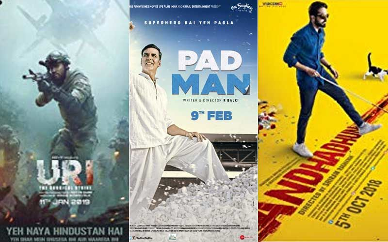 National Film Awards 2019, Winners List: Uri, Andhadhun, Padman Bag The Coveted Title