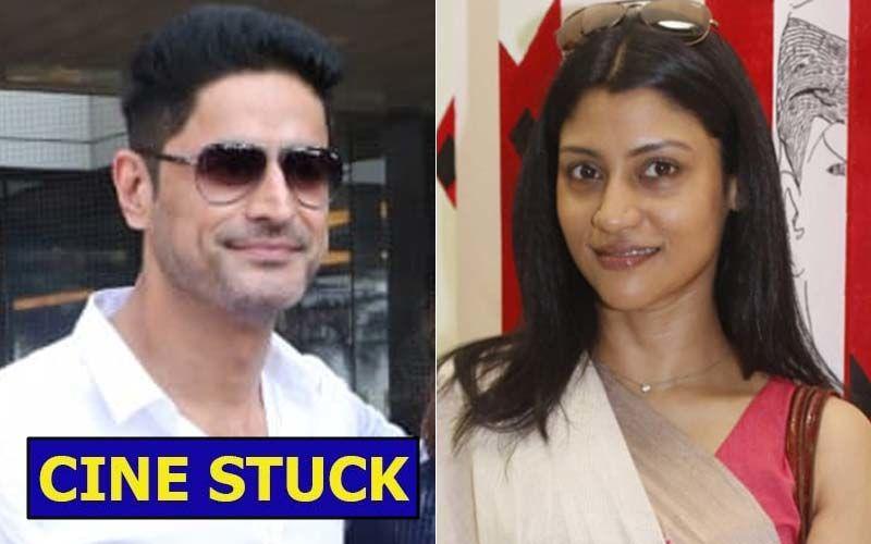 Cine Stuck: Konkona Sen Sharma And Mohit Raina's Mumbai Diaries Seems To Get It Right