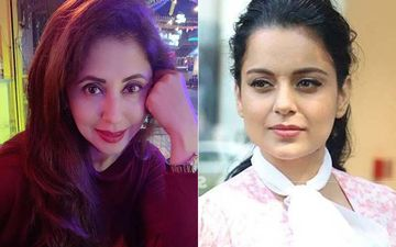 SHOCKING- Kangana Ranaut Calls Senior Actress Urmila Matondkar A 'Soft Porn Star': 'She Isn't Known For Her Acting, For Sure'- VIDEO