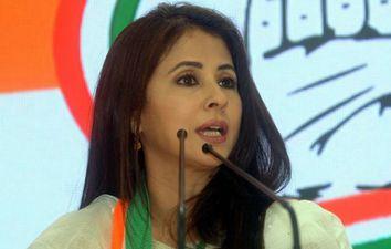 उर्मिला मातोंडकर मुंबई उत्तर सीट से कांग्रेस की उम्मीदवार