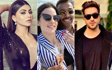 Hardik Pandya And Natasa Stankovic Engagement PICS: Rumoured Exes Urvashi Rautela, Aly Goni Send Best Wishes