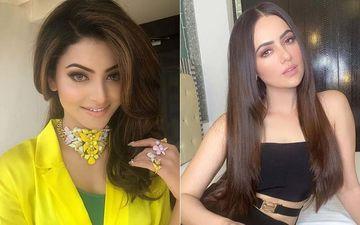 Urvashi Rautela VS Sana Khan: Sexy Ladies Burn The Dance Floor By Taking Macarena Challenge; Who Swirls Better In This Tiktok Face-Off?