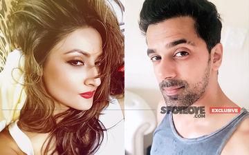 Urvashi Dholakia Intermingles With Ex-Boyfriend Anuj Sachdeva's Parents; Unpleasant Past Put Behind