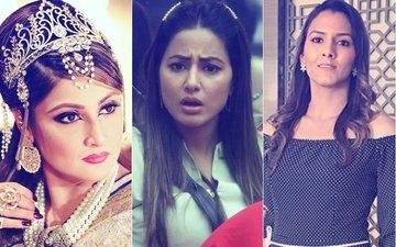 Urvashi Dholakia SLAMS Hina Khan, Geeta Phogat Comes In Support