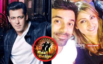 Urvashi Dholakia-Anuj Sachdeva Shoot Nach Baliye 9 Promo As Exes. But Weren't They Back As A Couple?