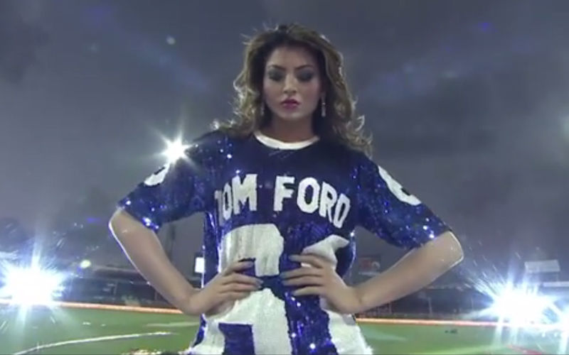 Urvashi Rautela Accused Of Lying To Have Worn Tom Ford. Actress Not Defending Herself Yet
