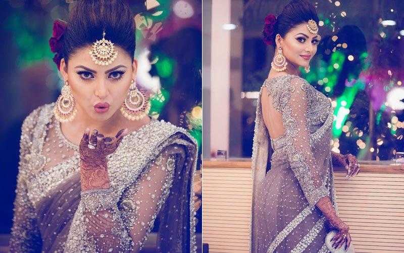 WOAH! A Wedding Affair Worth A Crore For Urvashi Rautela!