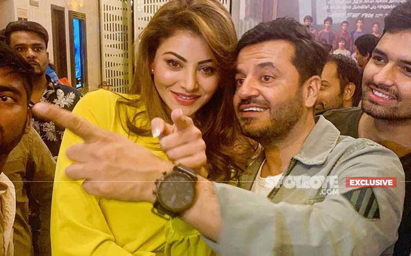 Urvashi Rautela And Vikas Bahl Is The Latest Dosti In Town- EXCLUSIVE