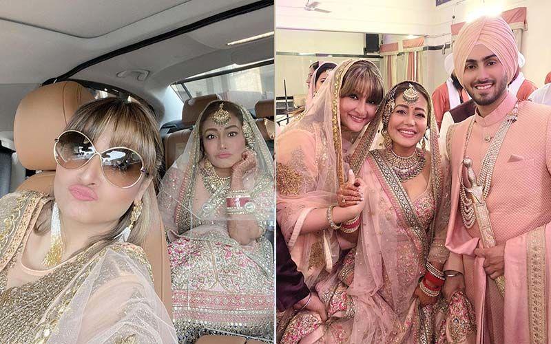 Neha Kakkar-Rohanpreet Singh Wedding: Urvashi Dholakia Says She Was Emotional As She Drove 'Nehu' To Gurudwara: 'Lots Of Emotions Running Through Me'